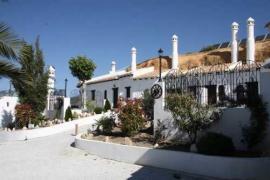 Casas Cueva y Molino de Fuencaliente casa rural en Huescar (Granada)