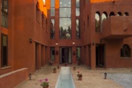 Centro Kalyana casa rural en Alfacar (Granada)