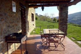 Cortijo Canales casa rural en Trevelez (Granada)