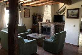 Cortijo Casilla Noguera casa rural en La Taha (Granada)