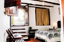 Cortijo Catifalarga casa rural en Capileira (Granada)