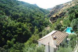 Cortijo La Solana casa rural en Güejar (Granada)
