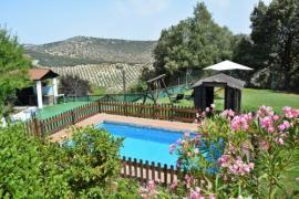 Cortijo Las Chorreras casa rural en Illora (Granada)