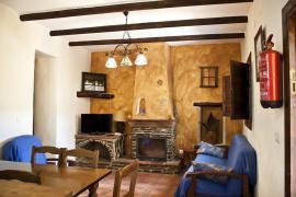 Cortijo Los Correas casa rural en Orgiva (Granada)