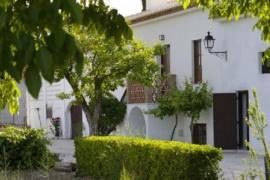 Cortijo Los Parrales casa rural en Lachar (Granada)