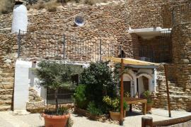 Cueva La Candela casa rural en Gorafe (Granada)