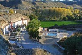 Cuevas Al Sol casa rural en Castillejar (Granada)