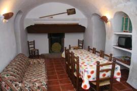 Cuevas Cortijo Tio Bernardo casa rural en Galera (Granada)
