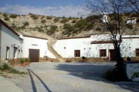 Cuevas Lourdes casa rural en Benamaurel (Granada)