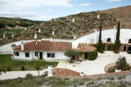 Cuevas del Tío Tobas casa rural en Alcudia De Guadix (Granada)