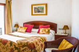 Hotel Arabeluj casa rural en Granada (Granada)