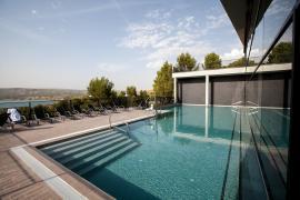 Hotel Balneario de Zujar - La Alcanacia casa rural en Zujar (Granada)