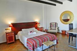Hotel Fuente Capilerilla casa rural en La Taha (Granada)