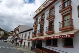 Hotel Rural Montual casa rural en Cortes Y Graena (Granada)