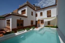 La Torre casa rural en Nigüelas (Granada)
