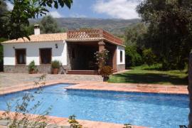 Los Cortijuelos casa rural en Orgiva (Granada)