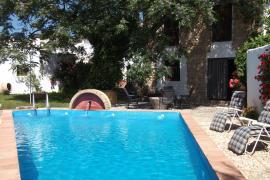 Molino Los Justos casa rural en Algarinejo (Granada)