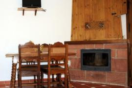 El Chozo de La Calleja casa rural en Alboreca (Guadalajara)