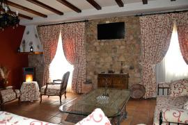 Alfonso VIII casa rural en Atienza (Guadalajara)