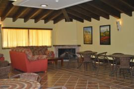 Alojamiento Rural San Agustín casa rural en Fuentelencina (Guadalajara)