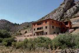 Apartamentos Rurales Las Aliagas casa rural en Megina (Guadalajara)