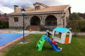 Casa Las Hazas casa rural en Zorita De Los Canes (Guadalajara)