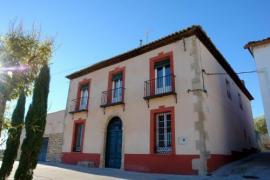 La Casa Gavira casa rural en Salmeron (Guadalajara)