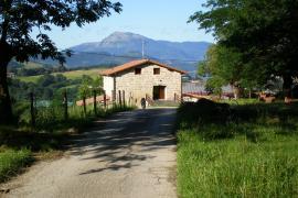 Abeta-Zaharra casa rural en Getaria (Guipuzcoa)
