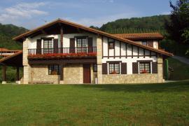 Artizarra casa rural en Hondarribia (Guipuzcoa)