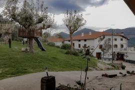 Arriola Txiki casa rural en Deba (Guipuzcoa)