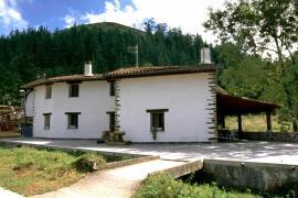Eleizondo casa rural en Deba (Guipuzcoa)