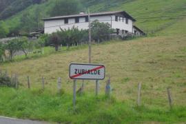 Haizeaberri casa rural en Aizarnazabal (Guipuzcoa)