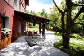 Hotel Sagar Lore casa rural en Astigarraga (Guipuzcoa)