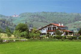 Iketxe casa rural en Hondarribia (Guipuzcoa)