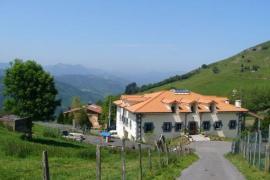 Indate Berri casa rural en Aia (Guipuzcoa)