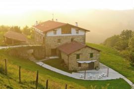Mañarinegi Aptos. Rurales casa rural en Aia (Guipuzcoa)