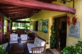 Montañenea casa rural en Hondarribia (Guipuzcoa)