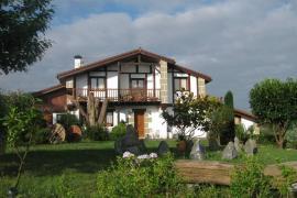 Olazi casa rural en Oiartzun (Guipuzcoa)