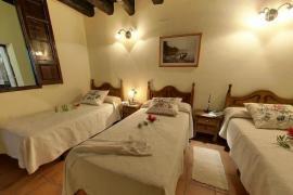 Biarritz Alojamientos Rurales casa rural en Fuenteheridos (Huelva)