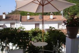 Casa del Castaño casa rural en Almonaster La Real (Huelva)