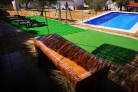 Casa Octavio casa rural en Aroche (Huelva)