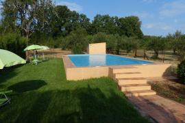 Casas El Tragaluz casa rural en Fuenteheridos (Huelva)