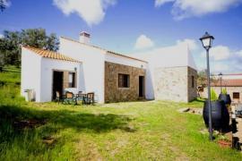 Casas Rurales La Portilla casa rural en Aroche (Huelva)