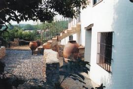 Dos Laureles casa rural en Fuenteheridos (Huelva)