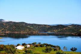 Finca La Vicaría casa rural en Zufre (Huelva)