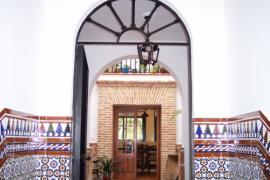 La Serrería casa rural en Galaroza (Huelva)