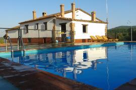 La Solana casa rural en Aracena (Huelva)