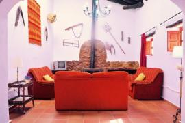Los Madroñeros casa rural en Alajar (Huelva)