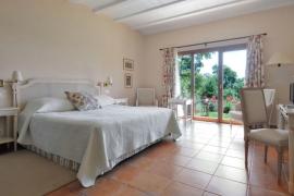 Posada Finca la Fronda casa rural en Alajar (Huelva)