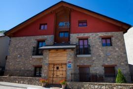 Apartahotel Castejón de Sos casa rural en Castejon De Sos (Huesca)